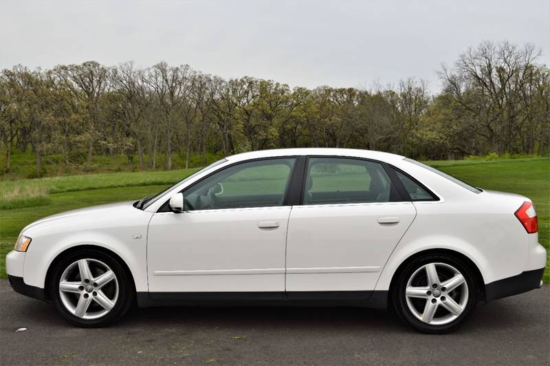 2002 Audi A4 for sale at Manfreds Import Auto in Cary IL