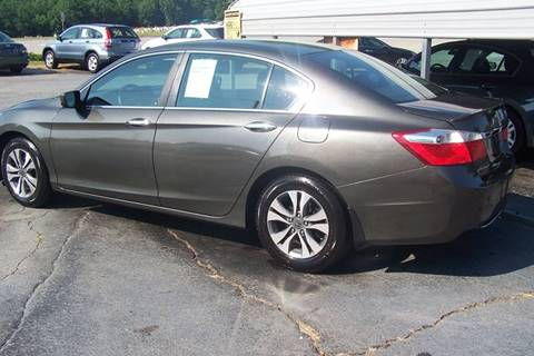 2013 Honda Accord for sale in Union, SC