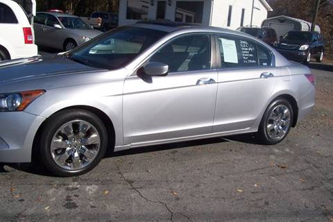 2008 Honda Accord for sale in Union, SC