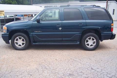 2005 GMC Yukon for sale in Union, SC