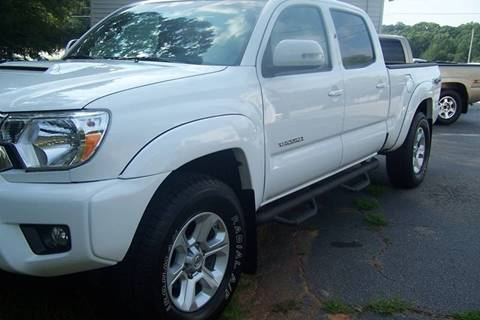 2014 Toyota Tacoma for sale at Blackwood's Auto Sales in Union SC
