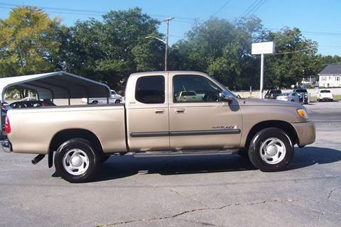 2005 Toyota Tundra for sale in Union, SC