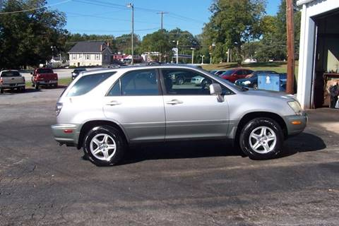 2002 Lexus RX 300 for sale in Union, SC