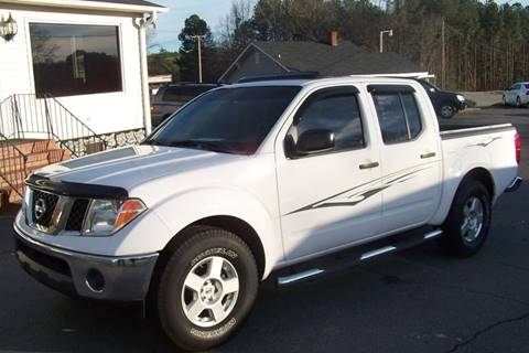 2007 Nissan Frontier for sale at Blackwood's Auto Sales in Union SC