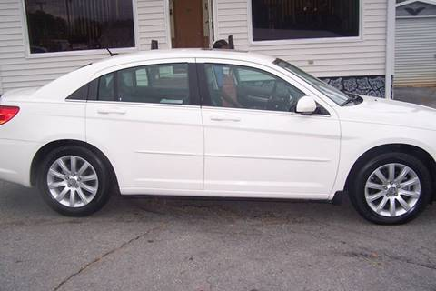 2010 Chrysler Sebring for sale at Blackwood's Auto Sales in Union SC