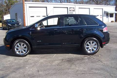 2008 Lincoln MKX for sale at Blackwood's Auto Sales in Union SC