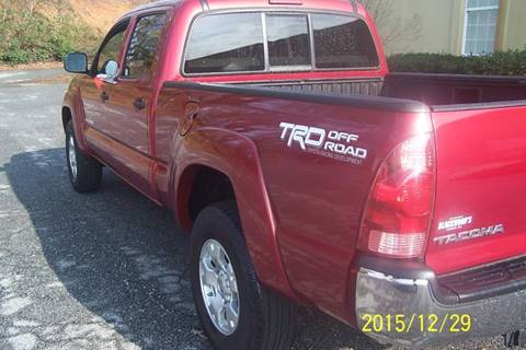 2006 Toyota Tacoma for sale at Blackwood's Auto Sales in Union SC