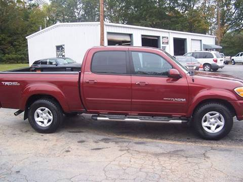 2004 Toyota Tundra for sale at Blackwood's Auto Sales in Union SC