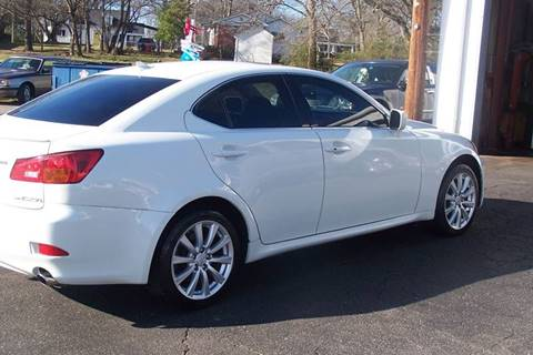 2007 Lexus IS 250 for sale at Blackwood's Auto Sales in Union SC