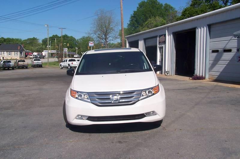 2013 Honda Odyssey Touring Elite 4dr Mini-Van - Union SC