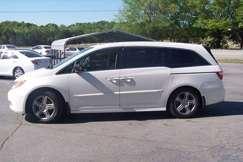2013 Honda Odyssey for sale at Blackwood's Auto Sales in Union SC