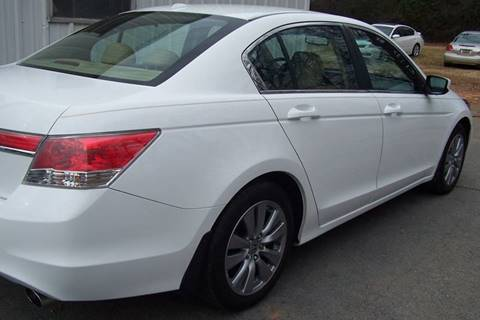 2012 Honda Accord for sale at Blackwood's Auto Sales in Union SC