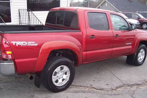 2008 Toyota Tacoma for sale at Blackwood's Auto Sales in Union SC