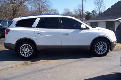 2008 Buick Enclave for sale at Blackwood's Auto Sales in Union SC