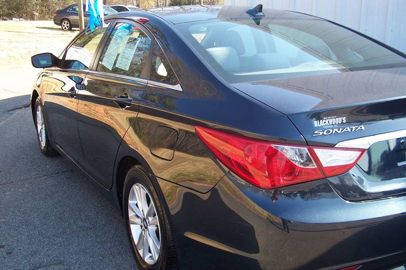 2011 Hyundai Sonata for sale at Blackwood's Auto Sales in Union SC