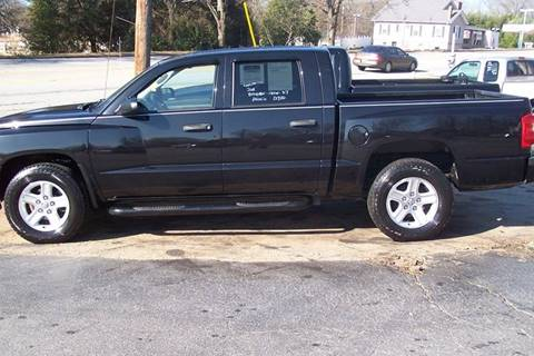 2011 RAM Dakota for sale at Blackwood's Auto Sales in Union SC