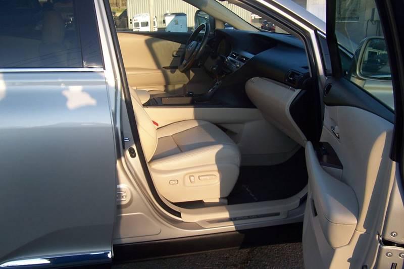 2013 Lexus RX 350 4dr SUV - Union SC