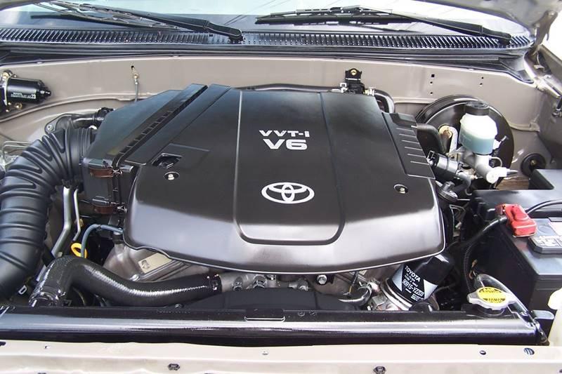 2005 Toyota Tundra 4dr Access Cab SR5 RWD SB V6 - Union SC