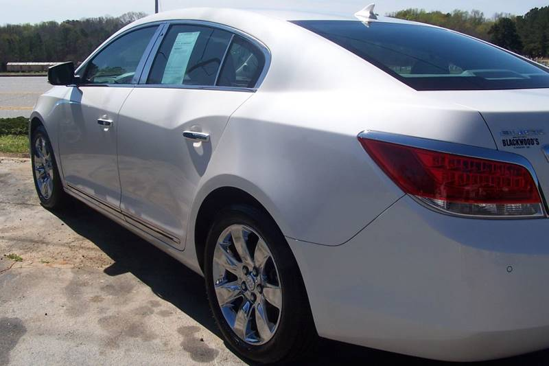 2010 Buick LaCrosse for sale at Blackwood's Auto Sales in Union SC