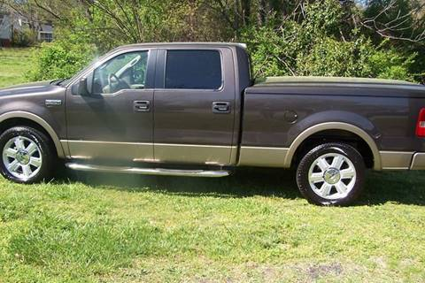 2006 Ford F-150 for sale at Blackwood's Auto Sales in Union SC