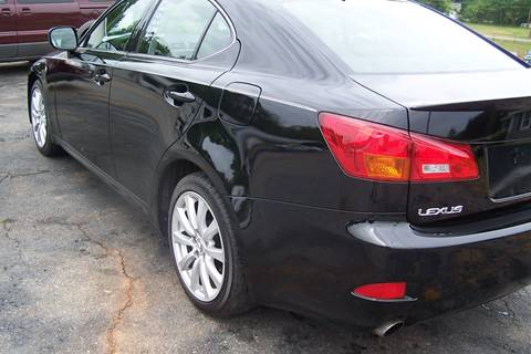 2008 Lexus IS 250 for sale at Blackwood's Auto Sales in Union SC