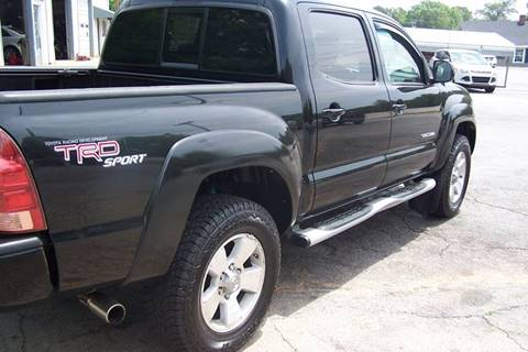 2007 Toyota Tacoma for sale at Blackwood's Auto Sales in Union SC