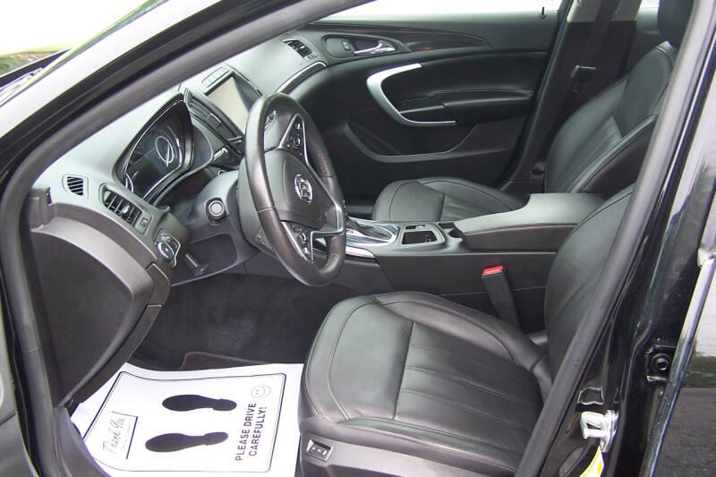 2017 Buick Regal Premium II 4dr Sedan - Union SC