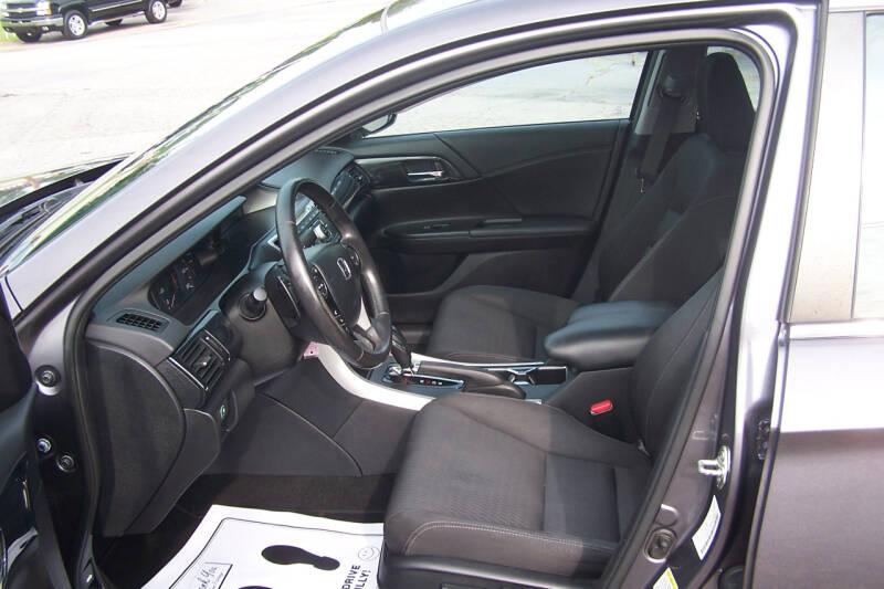 2014 Honda Accord Sport 4dr Sedan CVT - Union SC