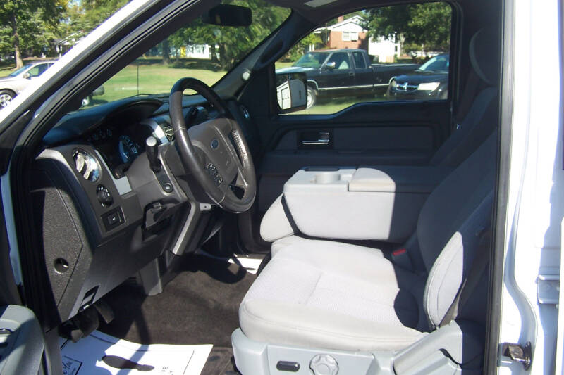 2014 Ford F-150 4x4 XLT 4dr SuperCrew Styleside 6.5 ft. SB - Union SC