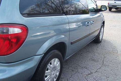 2006 Chrysler Town and Country for sale in Union, SC