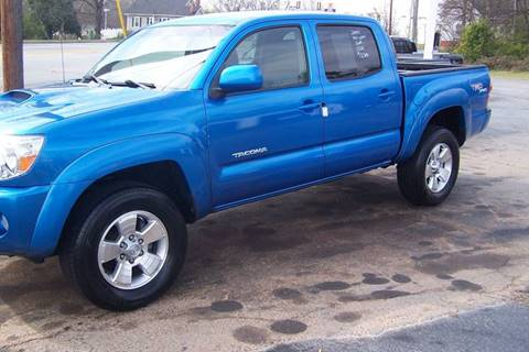 2005 Toyota Tacoma for sale in Union, SC