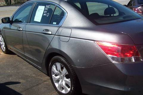 2009 Honda Accord for sale in Union, SC