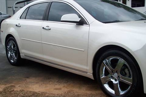 2012 Chevrolet Malibu for sale in Union, SC