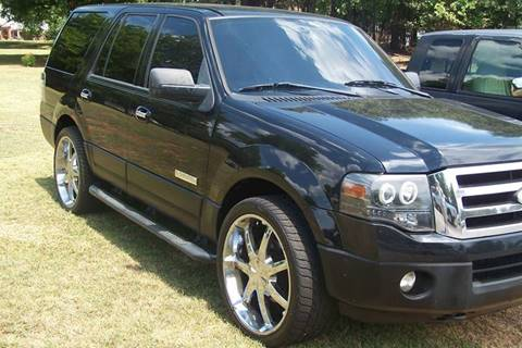 2007 Ford Expedition for sale in Union, SC