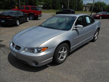 1999 Pontiac Grand Prix for sale in Saint Cloud, MN