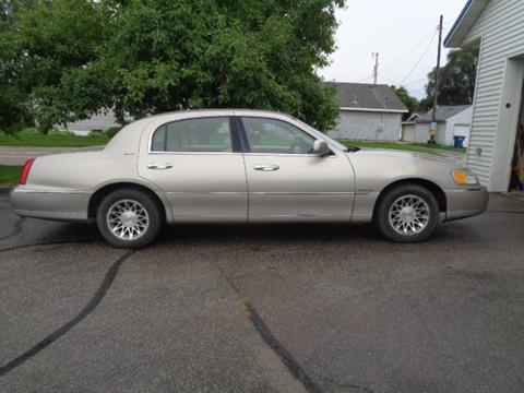 2002 Lincoln Town Car For Sale In Buffalo Ny Carsforsale Com
