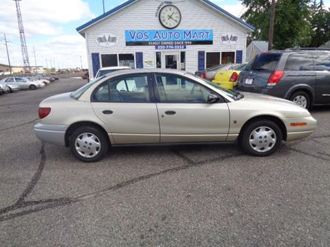 2002 Saturn S-Series for sale in Saint Cloud, MN