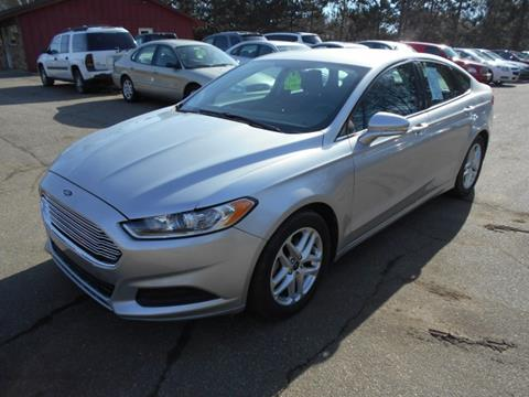 2015 Ford Fusion for sale in Saint Cloud, MN