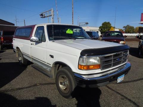1996 Ford F-150 for sale in Saint Cloud, MN