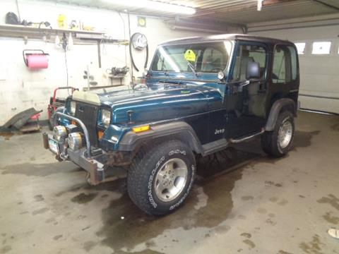 1995 Jeep Wrangler For Sale In Saint Cloud, MN