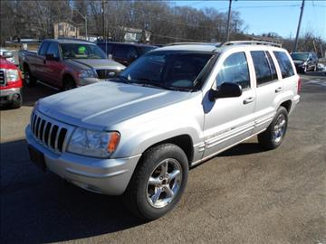 2002 Jeep Grand Cherokee for sale in Saint Cloud, MN