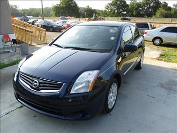 2012 Nissan Sentra for sale in Cartersville, GA