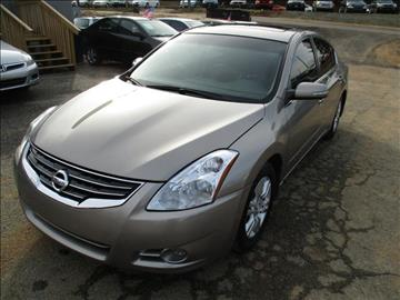 2012 Nissan Altima for sale in Cartersville, GA