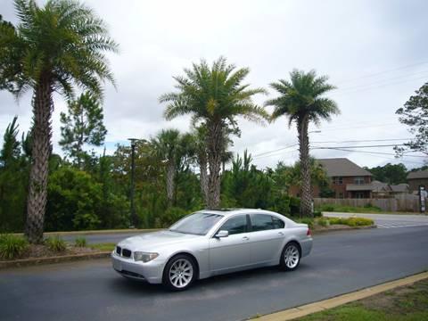 2003 BMW 7 Series for sale in Gulf Breeze, FL