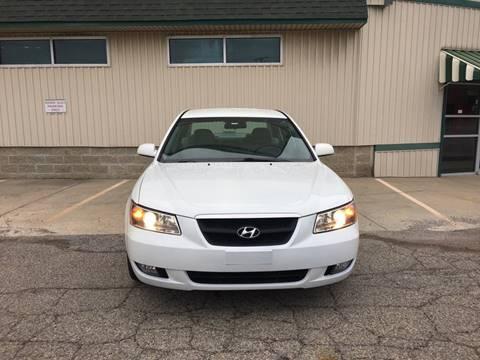2007 Hyundai Sonata for sale in Indianapolis IN