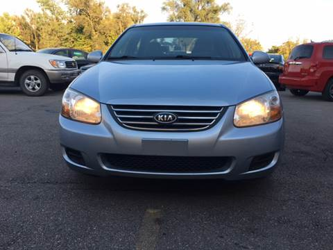 2008 Kia Spectra for sale in Indianapolis, IN