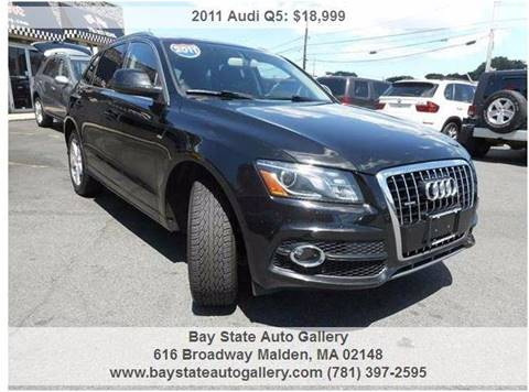 2011 Audi Q5 for sale at Bay State Auto Gallery in Malden MA