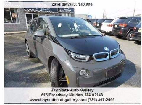 2014 BMW i3 for sale in Malden, MA