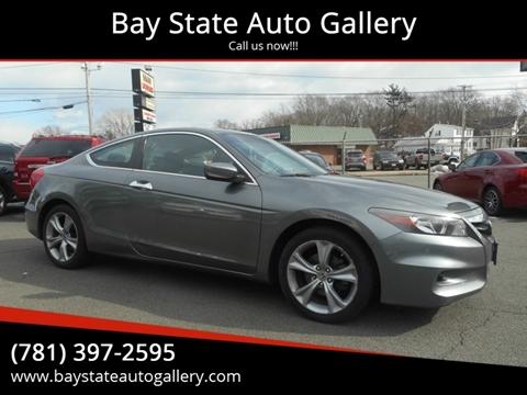 2012 Honda Accord for sale in Malden, MA