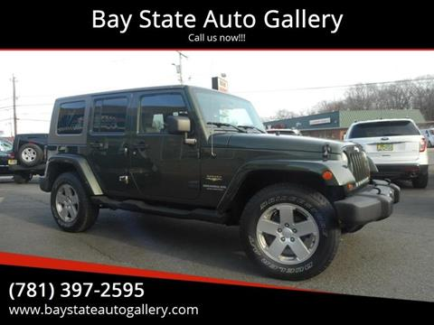 2007 Jeep Wrangler Unlimited for sale in Malden, MA